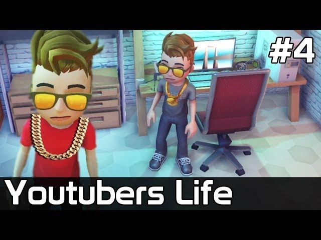 YouTubers Life PL [#4] ZŁOTY ŁAŃCUCH YouTubera