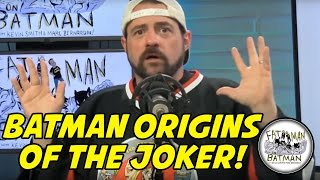 BATMAN ORIGINS OF THE JOKER!