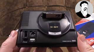 Sega Mega Drive Scale Model