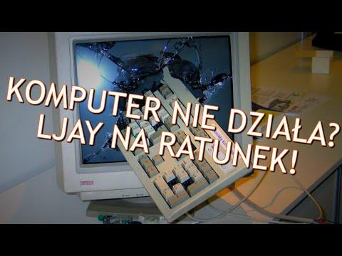 Komputer Nie Działa? LJay Na Ratunek!