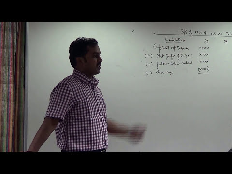 FINAL ACCOUNTS LECTURE 1