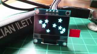 1-Day Project: Arduino Uno and I2C OLED Display Challenge