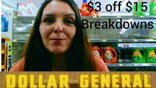 Gain & Swiffer Scenarios for Dollar General Couponing This Week 4/8/18 to 4/14/18