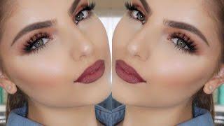 Super Simple Fall Makeup Tutorial