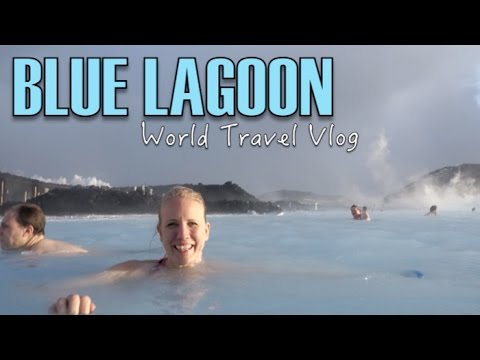 Blue Lagoon: Warm water/Freezing wind - ICELAND |...