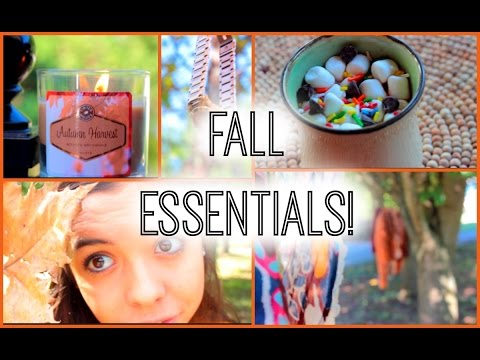 Fall Essentials Lookbook: Fashion, Makeup, Drinks + MORE! Collab with CrazyBeautyBaby1