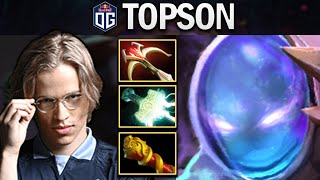 OG.TOPSON ARC WARDEN - BACK TO EUROPE - DOTA 2 7.26 GAMEPLAY