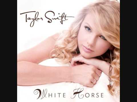 White Horse By Taylor Swift InstrumentalKaraoke+Lyrics