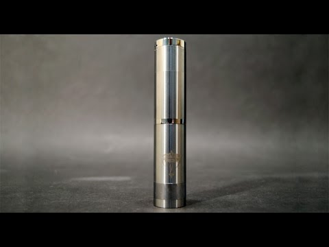 Nemesis Mechanical Mod Review from AngelCigs Clone