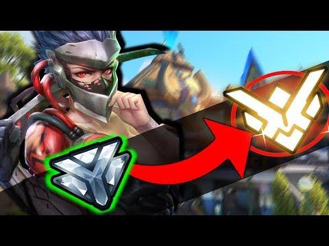 SHADDER2K - GRANDMASTER GENJI GAMEPLAY TIPS | How To Improve As Genji Guide - Overwatch Season 7
