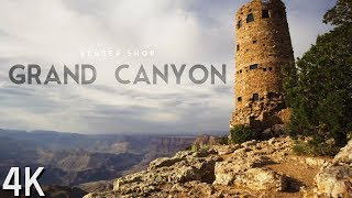 Grand Canyon - RED Raven 4K