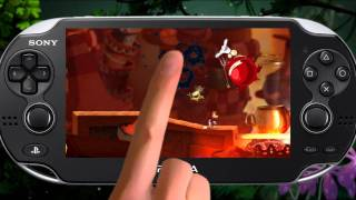 Rayman Origins' PS VITA Trailer [UK]