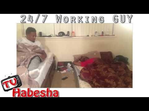 Funny Habesha New Videos Roommates & Their Sleeping Habits January 2017