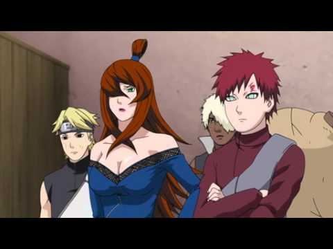 Naruto Shippuden English Dub 206 video