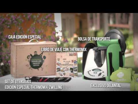 Thermomix Traveller Premium edition