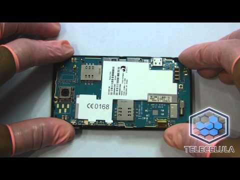 Como Desmontar o  Motorola Razr D1 XT918 - TELECELULA