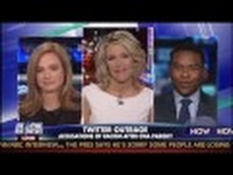Megyn Kelly and Panel Roll Their Eyes at People Blasting