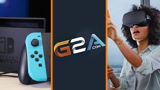Get PAID for Nintendo Switch Bugs + G2A Defends Email Scams + Oculus Wants a Re-Trial - The Know