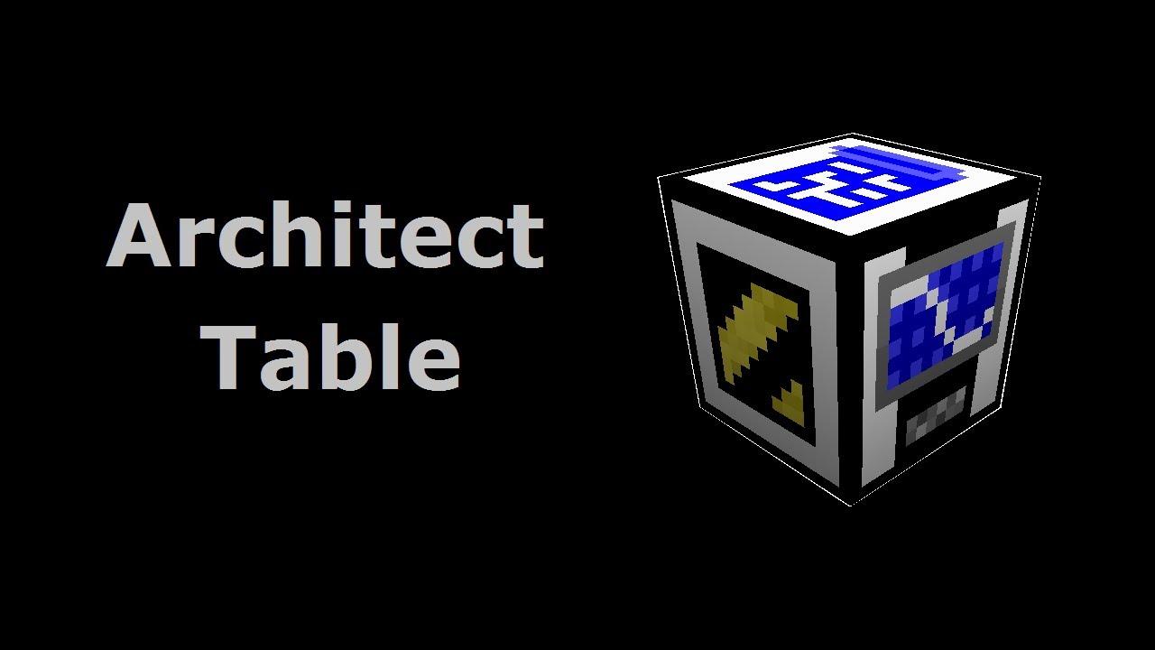 Architect Table Tekkit/feed