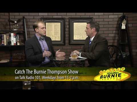 The Burnie Thompson Show, Episode 8, 2-23-14