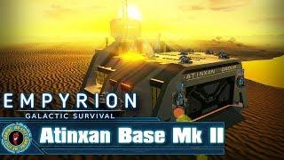 Atinxan Base Mk II by Forjo -  Empyrion: Galactic Survival Workshop Showcase