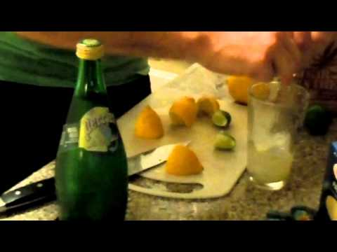 How to make Sprite | a homemade healthy alternative to soda with no hfcs (high fructose corn syrup)