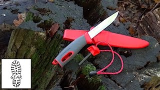 "Messer-Feuerstahl-Kombination ""Swedish FireKnife"" von LightMyFire"
