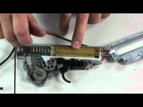 HitGuns.com - Airsoft Gun Guide - AK47 CM-028 Complete Disassembly Tutorial