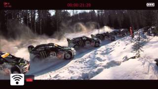 GoPro Ken Block in Russia