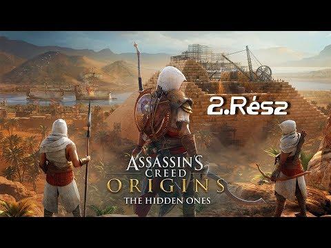 Bayek & PAPO ! / Assassin's Creed Origins #02