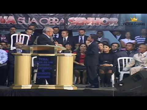 1: Pastor Marco Feliciano para Pastor Adeildo Costa, no Gideões M. da Ultima Hora. 2: Pastor Geziel Gomes para Ev. Victor Gabriel, na Vigília Abala São Paulo. 3: Pastor Benny Hinn para Apostolo...