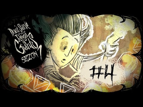 Dont Starve T�rk�e Gameplay / Reing Of Giants #4