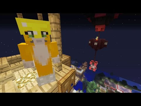 Minecraft Xbox Fight In Flight 212