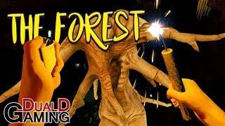 SPRÄNGER OTÄCKA MONSTER | The Forest - #11