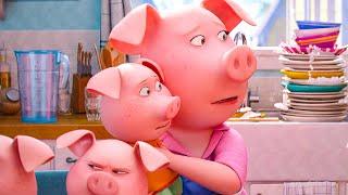 SING Trailer 2 (Animation - 2016)