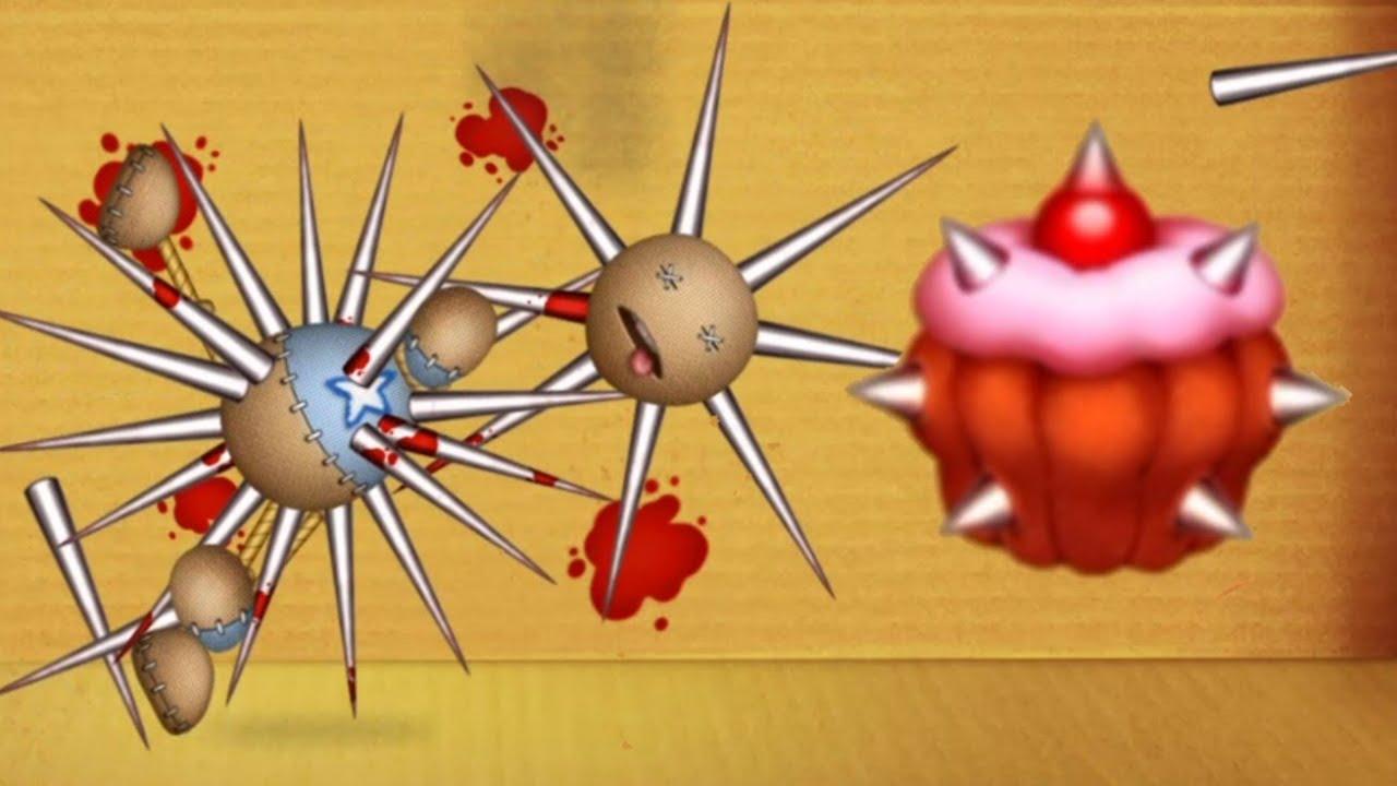 Food WEAPONS vs The Buddy | Kick the Buddy