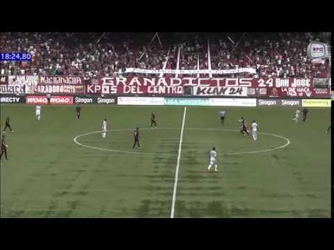 1erTiempo Zulia FC vs Carabobo FC