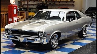1972 Chevrolet Nova 355/350 HP