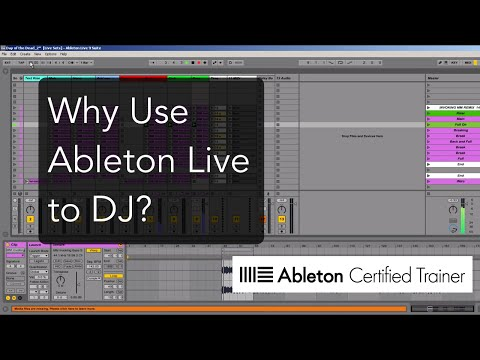 Why Use Ableton Live for DJing?