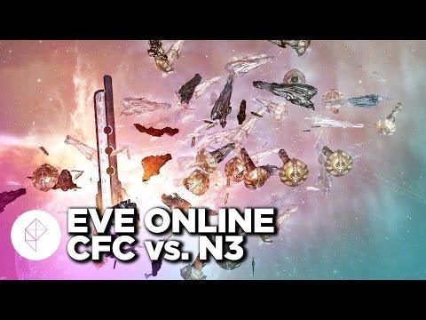 Eve Online: CFC vs. N3