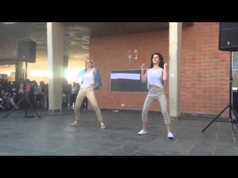White Girls Can Dance: South Africa [Michaela and Sune]
