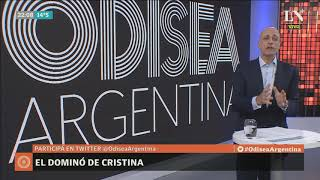Carlos Pagni: El dominó de Cristina - Editorial - Odisea Argentina