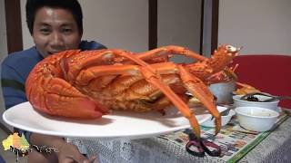 ăn tôm hùm kiểu Úc | cuộc sống Úc
