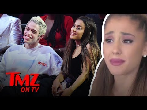 Ariana Grande & Pete Davidson Call Off Their Engagement | TMZ TV