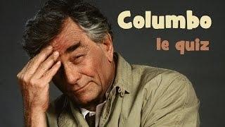 Quiz série l'inspecteur Columbo