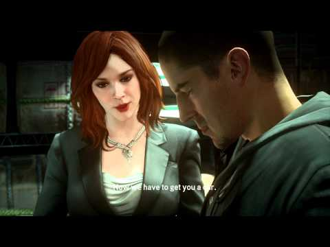 Need For Speed The Run - Cutscenes: Opening - Las Vegas