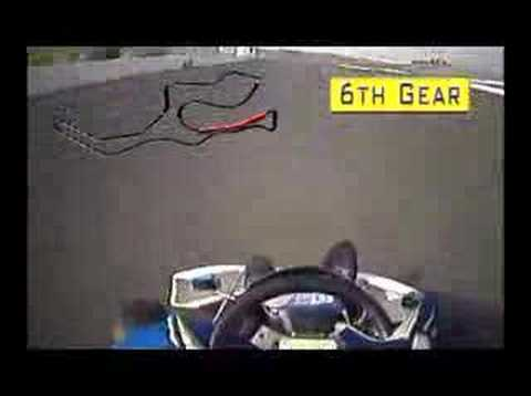 A lap around Infineon Raceway Video