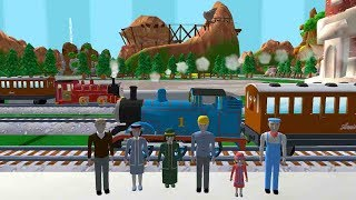 Thomas and Friends Magical Tracks Mini Game for Kids to Play #2