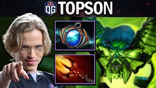 OG.TOPSON PUGNA - SIGNATURE HERO - DOTA 2 7.25 GAMEPLAY