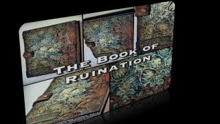Andy Skinner Workshop The Book of Ruination